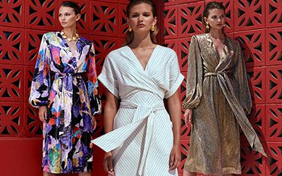 Женская одежда Rebecca Vallance Pre-Fall 2020