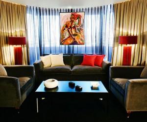 Дизайнерский отель Hotel Puerta América в Мадриде