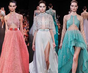 Georges Hobeika Haute Couture осень-зима 2018-2019
