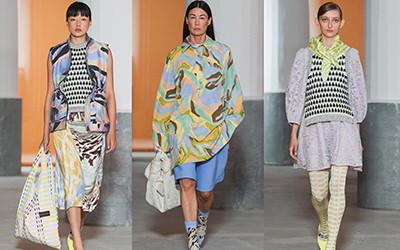 Женская одежда Stine Goya весна-лето 2022