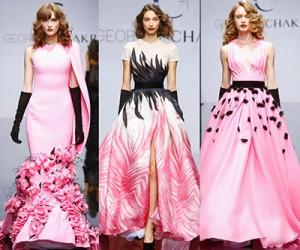 Georges Chakra Haute Couture осень-зима 2016-2017