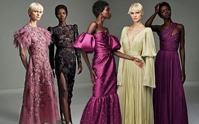 Вечерние платья J. Mendel Pre-Fall 2020