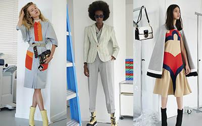 Женская одежда Louis Vuitton Resort 2021
