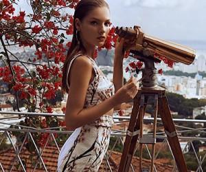 Mayara Rubik на страницах Vogue Mexico