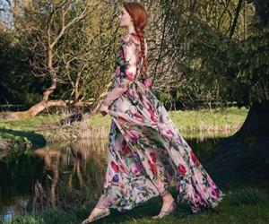 Sophie Turner для журнала The Edit