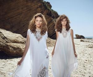 Свадебные платья Lior Charchy лето 2015