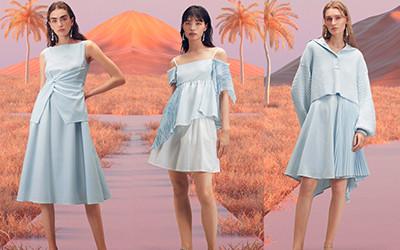 Женская одежда Adeam весна-лето 2022