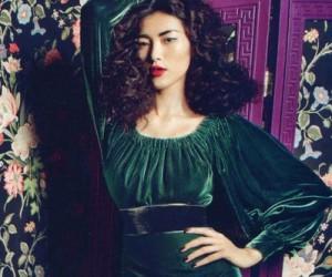 Vogue China Сентябрь 2012