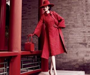 Vogue China Декабрь 2013