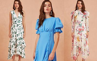 10 женственных платьев на весну из коллекции Keepsake the Label 2020