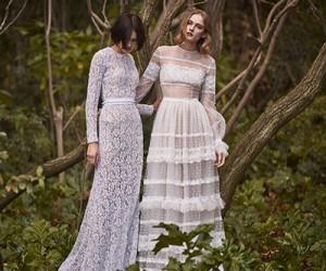 Свадебные платья Christos Costarellos осень-зима 2018-2019