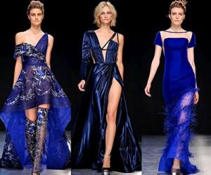 Georges Chakra Haute Couture осень-зима 2017-2018