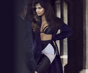 Sonam Kapoor для журнала Vogue India