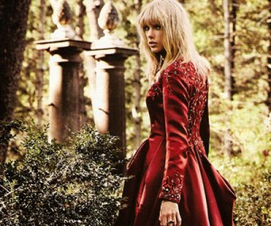Taylor Swift для журнала Instyle US
