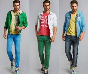 Мужская коллекция Gaudi и Gaudi Jeans весна-лето 2015