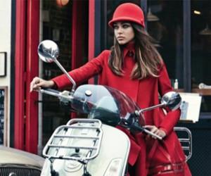 Zhenya Katava для журнала Harper's Bazaar Serbia