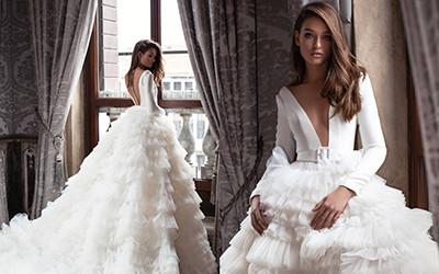 Коллекция свадебных платьев Milla Nova весна-лето 2020