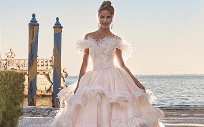Свадебные платья для современных принцесс из коллекции Platinum by Demetrios 2020