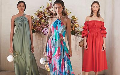 Самые желанные весенне-летние платья из коллекции Cult Gaia 2020