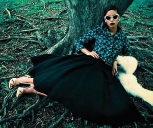 Bianca Gittens для журнала Elle Canada