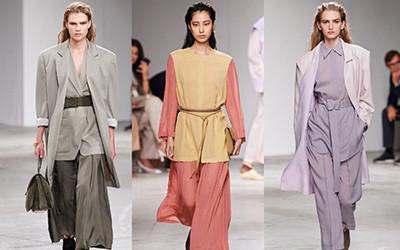 Женская одежда Agnona весна-лето 2020