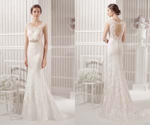 Свадебные платья Luna Novias 2015