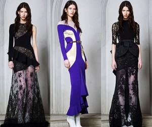 Alessandra Rich осень-зима 2014-2015