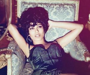 Актриса Freida Pinto для журнала Flaunt