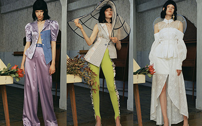 Женская одежда Maxrieny by Sara Wong весна-лето 2020