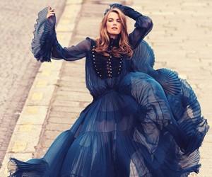 Mathilde Brandi для журнала Vogue Spain 2016
