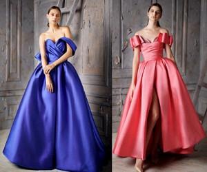 Вечерние платья Mark Bumgarner весна-лето 2017