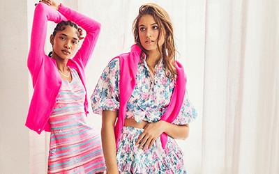 Модная женская одежда Love Shack Fancy лето 2021