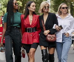 Street style на неделе моды в Лондоне весна-лето 2019