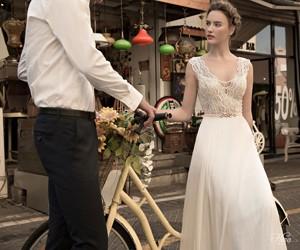 Свадебные платья Flora 2015
