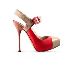 Круизная коллекция обуви от John Galliano 2013