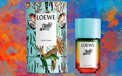 Дебютный аромат Loewe в коллаборации с Paula's Ibiza