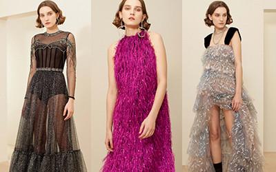 Женская одежда Sandra Mansour осень-зима 2019-2020