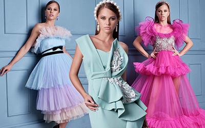 15 вечерних платьев Alda Ciceu от которых вы будете в восторге!