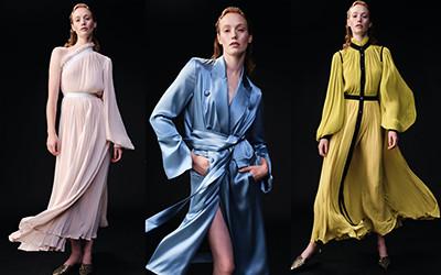 Современный кутюр в роскошных нарядах UNTTLD весна-лето 2020