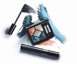 Летняя коллекция для макияжа глаз Dior Diorshow Eyes Makeup 2017