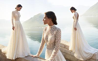 Свадебные платья Ida Torez 2020