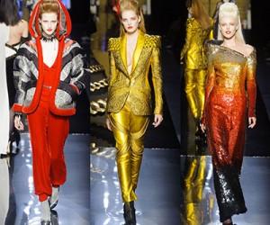 Jean Paul Gaultier Haute Couture осень-зима 2014-2015