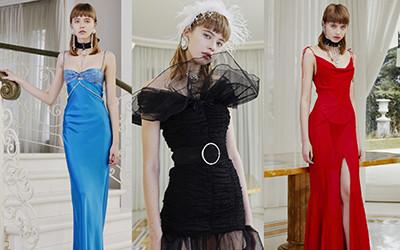 Женская одежда Alessandra Rich осень-зима 2019-2020