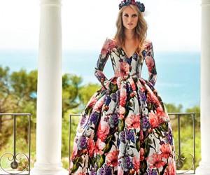 Вечерние платья Matilde Cano весна-лето 2017