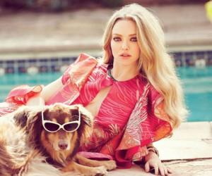 Amanda Seyfried для журнала Tatler Russia