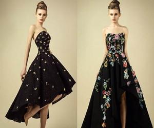 Вечерние платья Little Black Dress весна-лето 2017