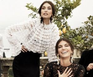 Рекламная кампания Dolce & Gabbana осень-зима 2012-2013