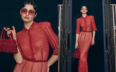 Ulyana Sergeenko Haute Couture весна-лето 2021