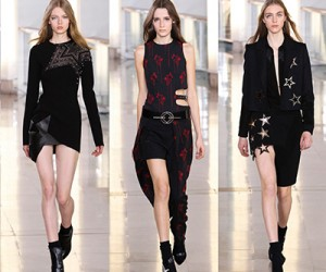 Anthony Vaccarello осень-зима 2015-2016
