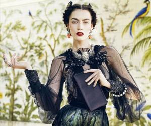 Patrycja Gardygajlo для журнала Vogue Portugal